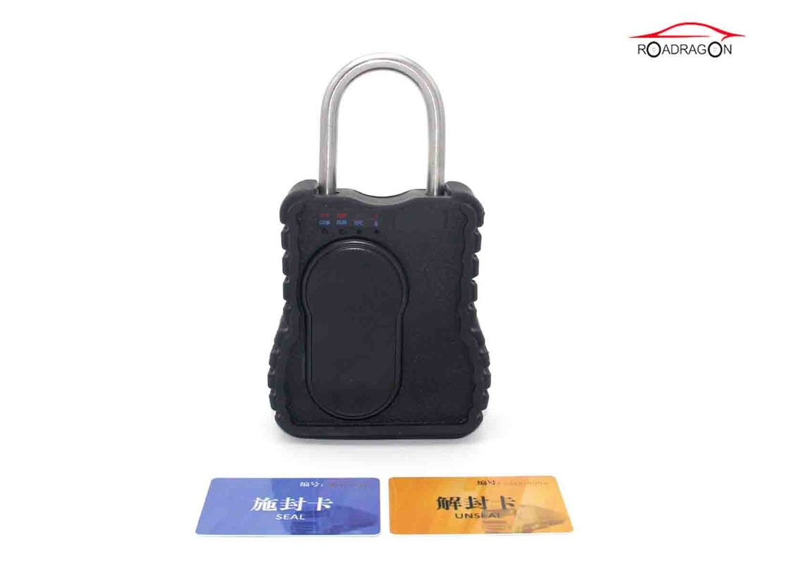 Dampproof Remote Control Padlock , Alerts Security IoT Intelligent Padlock