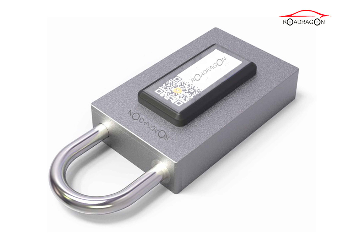 South Aferica High Security petro chemical industry GPS Tracking Padlock