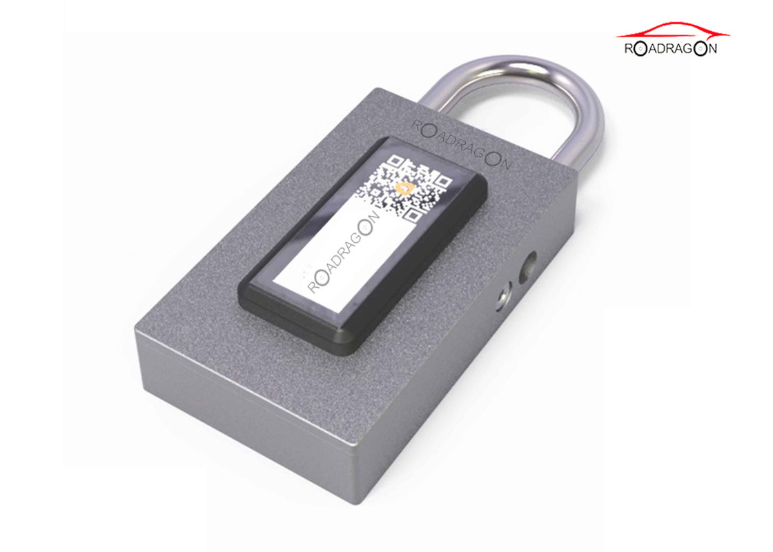 India Intelligent High Security Mine Department GPS Tracking container Padlock